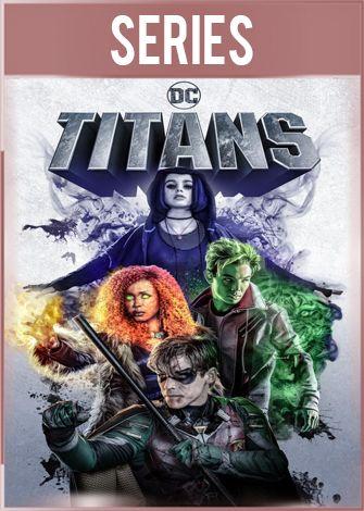 Titanes Temporada 1 Completa HD 720p Latino Dual