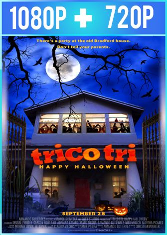 Trico Tri Happy Halloween (2018) HD 1080p y 720p Latino