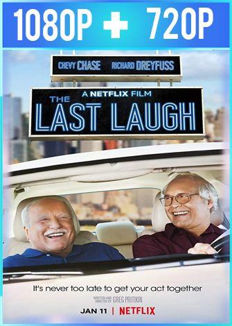 La última carcajada (2019) HD 1080p y 720p Latino Dual