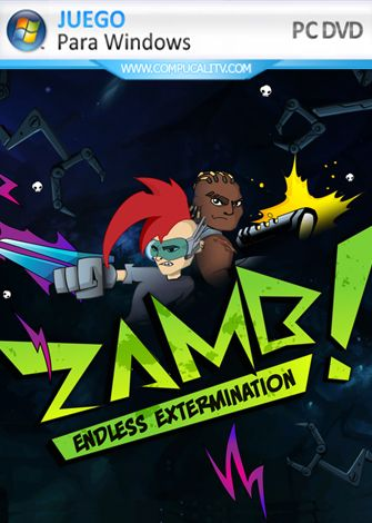 ZAMB! Endless Extermination PC Full Español