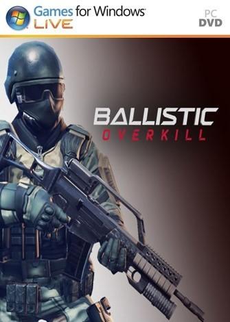 Ballistic Overkill PC Full Español
