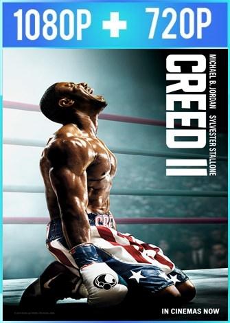 Creed II: Defendiendo el legado (2018) HD 1080p y 720p Latino
