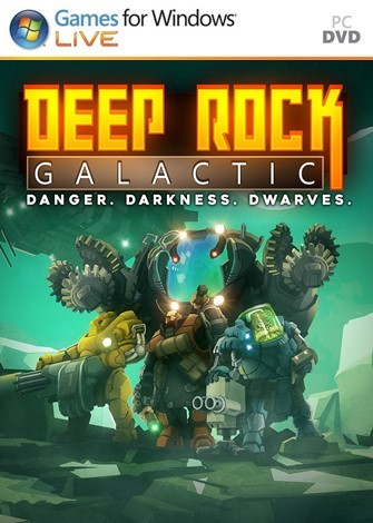 Deep Rock Galactic PC Español