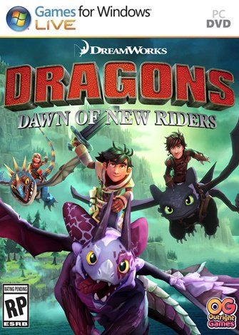DreamWorks Dragons Dawn of New Riders PC Full Español