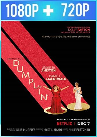 Dumplin (2018) HD 1080p y 720p Latino Dual
