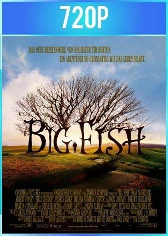 El gran pez (2003) BRRip 720p Latino Dual