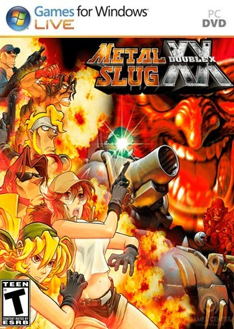 METAL SLUG XX PC Full Español