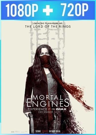 Máquinas mortales (2018) HD 1080p y 720p Latino Dual