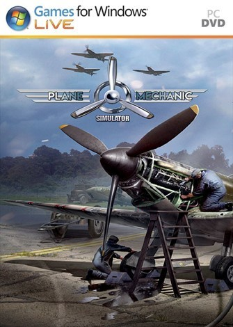 Plane Mechanic Simulator PC Español