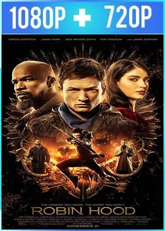 Robin Hood (2018) HD 1080p y 720p Latino Dual