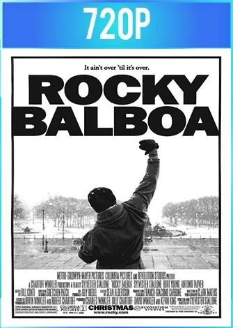 Rocky Balboa (2006) BRRip 720p Latino Dual