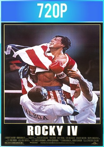 Rocky IV (1985) BRRip HD 720p Latino Dual