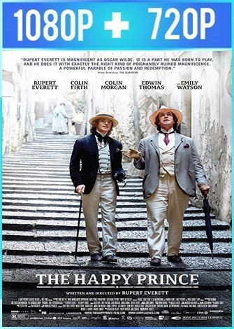 The Happy Prince (2018) HD 1080p y 720 Latino Dual