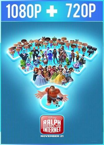 Wifi Ralph (2018) HD 1080p y 720p Latino
