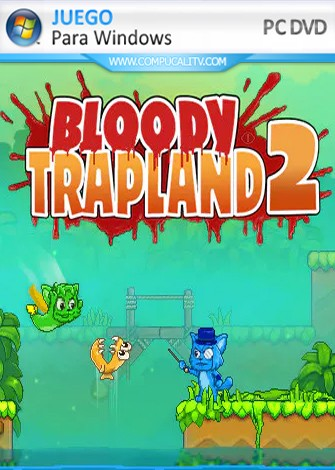 Bloody Trapland 2: Curiosity PC Full Español