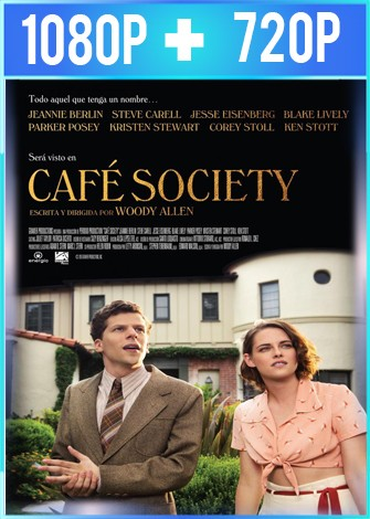 Café Society (2016) HD 1080p y 720p Latino