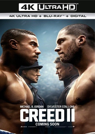 Creed II Defendiendo el legado (2018) 4K Ultra HD Latino Dual