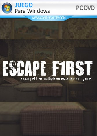 Escape First PC Full Español