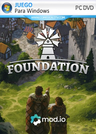 Foundation PC Early Access Español