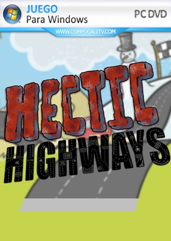 Hectic Highways PC Full Español