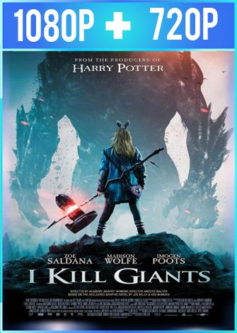 I Kill Giants (2017) HD 1080p y 720p Latino
