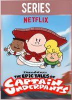 Las épicas aventuras Capitán Calzoncillos Temporada 2 HD 720p Latino