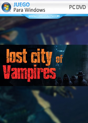 Lost City of Vampires PC Full