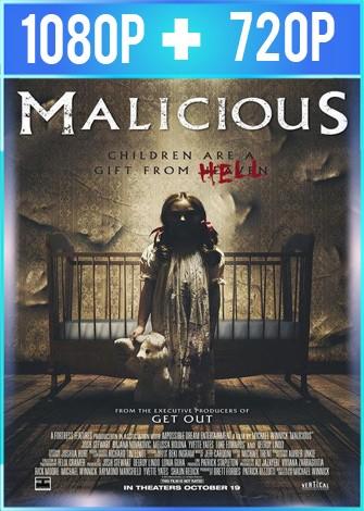 Malicious En el vientre del diablo (2018) HD 1080p y 720p Latino