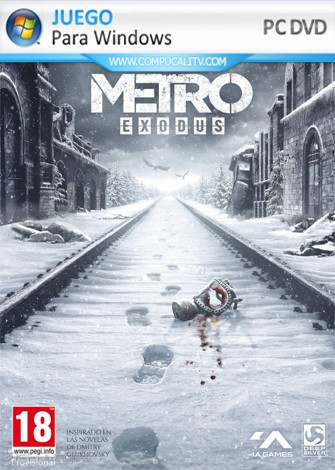 Metro Exodus PC Full Español