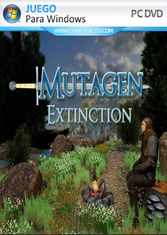 Mutagen Extinction PC Full Español