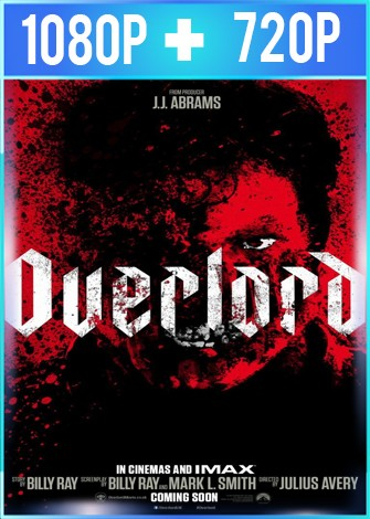 Overlord (2018) HD 1080p y 720p Latino