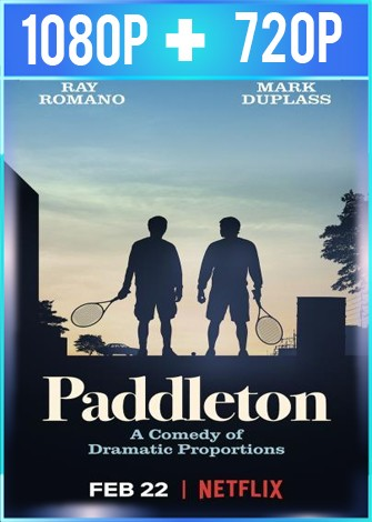 Paddleton (2019) HD 1080p y 720p Latino