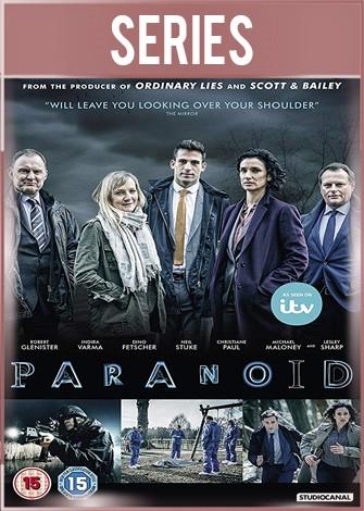 Paranoid Temporada 1 Completa HD 720p Latino Dual