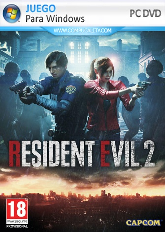 Resident Evil 2 Remake 2019 PC Full Español