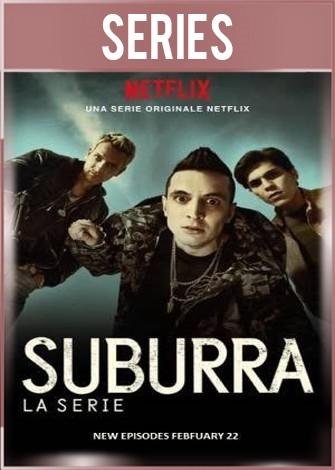 Suburra Temporada 2 Completa HD 720p Latino Dual