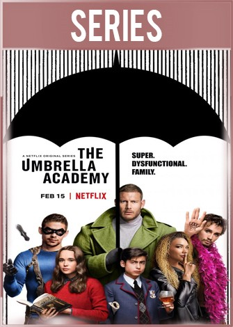 The Umbrella Academy Temporada 1 Completa HD 720p Latino Dual