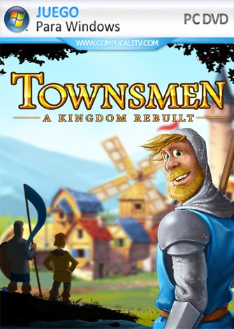 Townsmen A Kingdom Rebuilt PC Full Español
