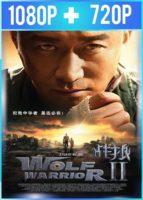 Wolf Warrior 2 (2017) HD 1080p y 720p Latino