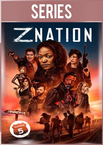 Z Nation Temporada 5 Completa HD 720p Latino Dual