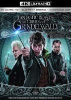Animales fantásticos: Los crímenes de Grindelwald 4K Ultra HD Latino