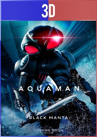 Aquaman (2018) 3D SBS Latino Dual