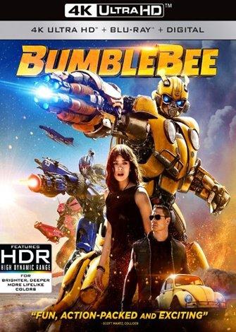Bumblebee (2018) 4K Ultra HD Latino Dual