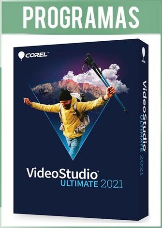 Corel VideoStudio Ultimate 2021 Versión Full