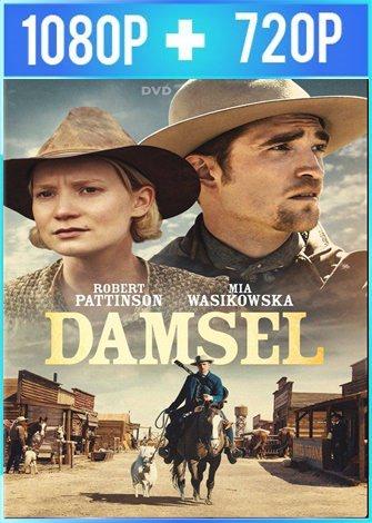 Damsel (2018) HD 1080p y 720p Latino Dual