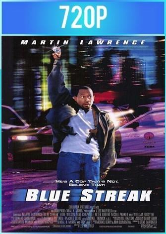 De ladrón a policía [Blue Streak] (1999) BRRip HD 720p Latino