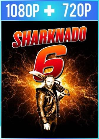 El último Sharknado: Ya era hora (2018) HD 1080p y 720p Latino