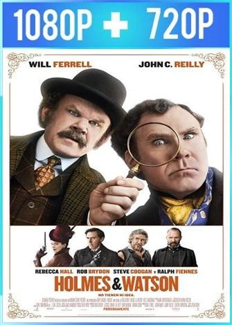 Holmes & Watson (2018) HD 1080p y 720p Latino Dual