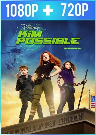 Kim Possible (2019) HD 1080p y 720p Latino