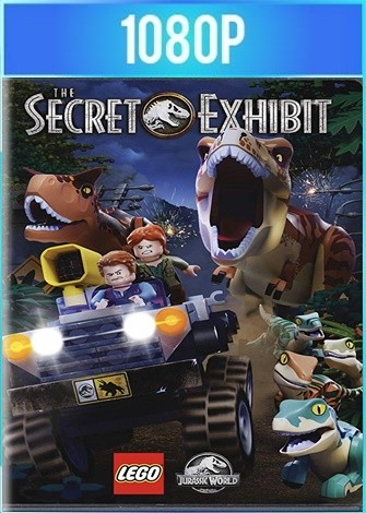 LEGO Jurassic World: The Secret Exhibit (2018) HD 1080p Latino
