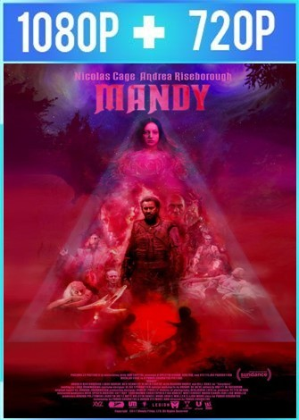Mandy (2018) HD 1080p y 720p Latino Dual